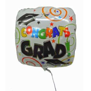 Congrats Grad Mylar