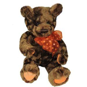 bear with orange bow 2