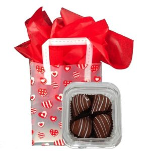 Chocolate Dipped Strawberries (4 pack)