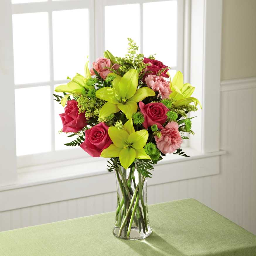 FTD Bright and Beautiful Bouquet – Flower Patch