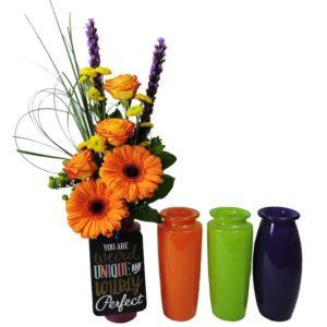 Wildly perfect $45 4 vases
